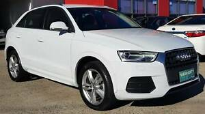 2016 Audi Q3 TDI Quattro *Under New Car Warranty* Tullamarine Hume Area Preview