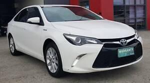 2016 Toyota Camry Atara S Hybrid Tullamarine Hume Area Preview