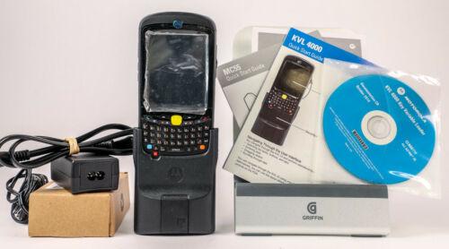 Motorola KVL4000 Keyloader KVL 4000 T7537 AES256, AES128, DES-OFB, DES-XL