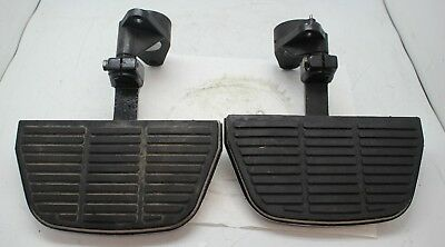 1992 Harley Davidson FLHTC Rear Foot Pads and Mounts FREE SHIPPING