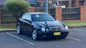 2001 Mercedes Benz CLK430 Merewether Newcastle Area Preview