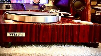 """Yamaha GT-750 Turntable """""""" Upgraded Version Unique One Off It's Kind """""""""""