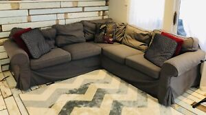 Couch for sale. The perfect Living room.
