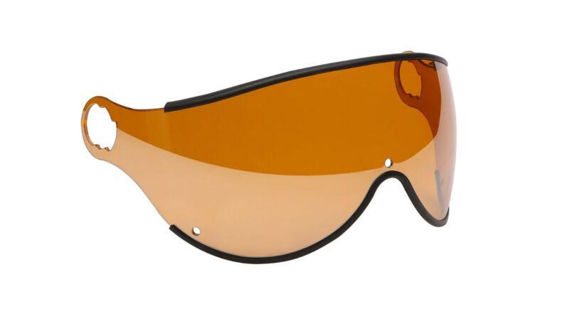 Orange Visor for Icaro Nerv Helmet, - for Paragliding, Hang Gliding