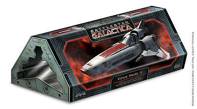 Battlestar Galactica Mark 2 Viper / MK II Pre finished Built Moebius Models MKII
