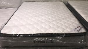 "NEW Queen 60""x78""x10"" thick Pillow-top Mattress only $350"