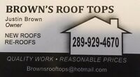 need an experienced roofer?