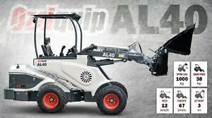 Ozziquip AL40 Mini Articulated Loader 38HP 4WD Molendinar Gold Coast City Preview