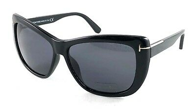 6b9d6567757a9 TOM FORD Jacob TF447 TF 447 49J Sunglasses 60-15-140 Brown. 619 ₪. TOM FORD  Lindsay TF434 TF 434 01D Polarized Sunglasses 58-13-140 Black