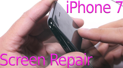 Grand AAA iPhone 7/7+ Screen Replace  only from $145.00