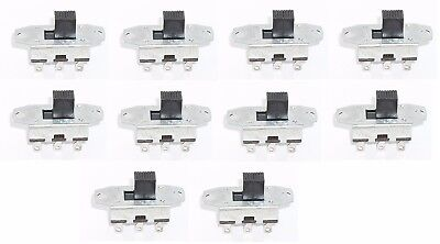 10 Slide Switch Spdt Onon Two Position