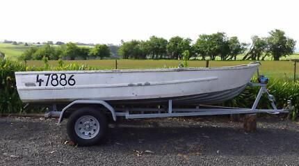 Quintrex Aluminium  Boat