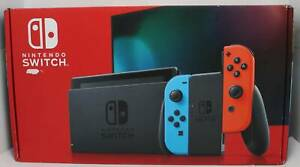 Nintendo Switch Console with Carry Case (p210218-1) Deception Bay Caboolture Area Preview