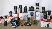 Canon 5D Mark III and assorted L and other lenses and accessories Calamvale Brisbane South West Preview