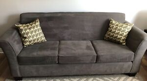 Canadian Made Grey Couch