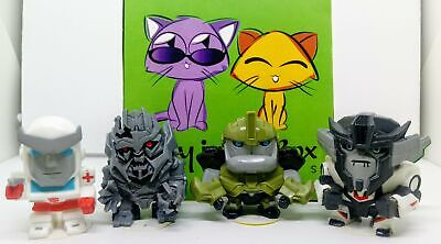 Transformers - 30th Anniversary Mini-Figures