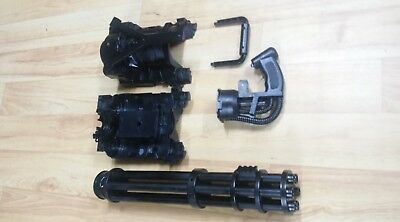 80cm Vulcan M134 model toy gun costume cosplay prop film movie galting minigun  for sale  Shipping to United States