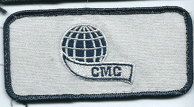 Cmc Commercial Metals Company Irving Tx Employee Patch 2 X 4  61