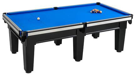 8ft Modern Contemporary Pool Table with Stainless Steel Slides Glenelg North Holdfast Bay Preview