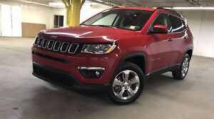 2018 Jeep Compass North LEATHER, POWER LOCKS, POWER WINDOWS,...