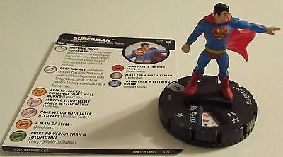 SUPERMAN 002 DC HeroClix 15th Anniversary ELSEWORLDS Heroclix