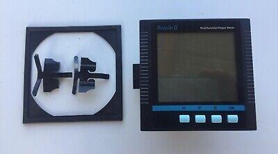 Genuine Used Acuvim Ii-d-rct-p1 Multifunction Lcd Power Meter
