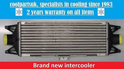 BRAND NEW INTERCOOLER IVECO DAILY MK3  MK4 1999 TO 2011 ALL ENGINES