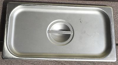 Polar Ware Lid Cover Stainless Food Service Restaurant Kitchen Equipment 302-2