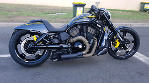 Harley Davidson v rod nightrod special******2012 vrod Blacktown Blacktown Area Preview