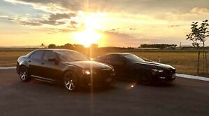Muscle Car Hire Services