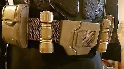 Custom made Batman Arkham Origins / Arkham City / classic Batman Utility - Batman Utility Belts