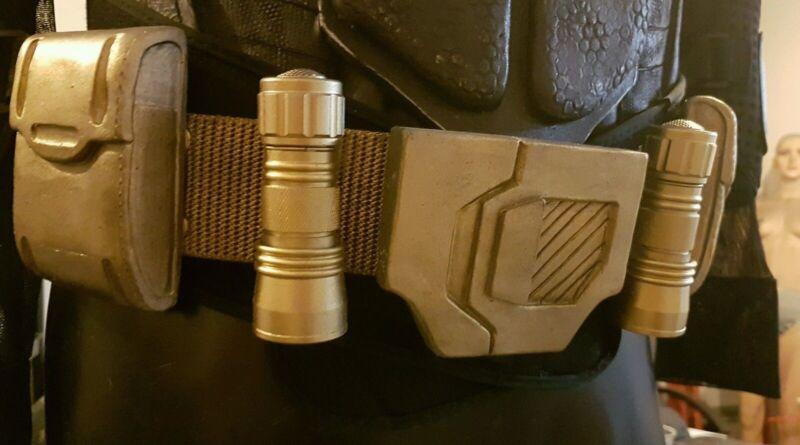 Custom made Batman Arkham Origins / Arkham City / classic Batman Utility Belt