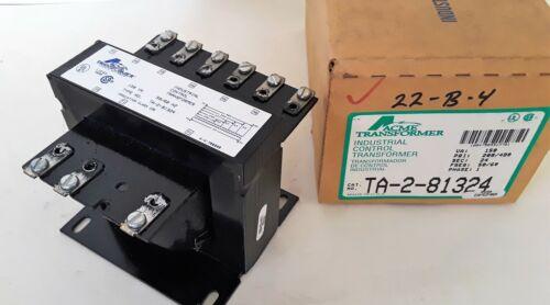 Acme TA-2-81324 Industrial Control Transformer