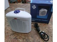 SMALL 2KW FAN HEATER - WITH COLD BLOW - BRAND NEW
