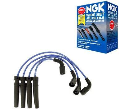 Genuine NGK Ignition Wire Set For 2005-2008 PONTIAC WAVE L4-1.6L Engine