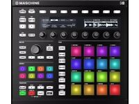 Native Instruments Maschine mk2 black with Maschine 2 and Komplete 11 software ,brand new
