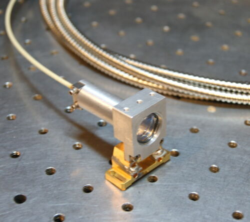 Coherent Fiber optic cable 808nm 800 micron w/ Verdi collimator / Fap  adapter