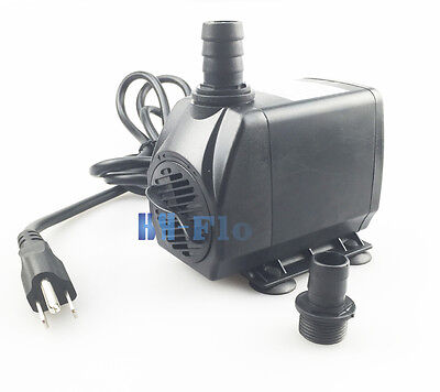 110VAC 60Hz 793GPH Submersible Water Pump For Aquarium Fish Tank Pond Fountain