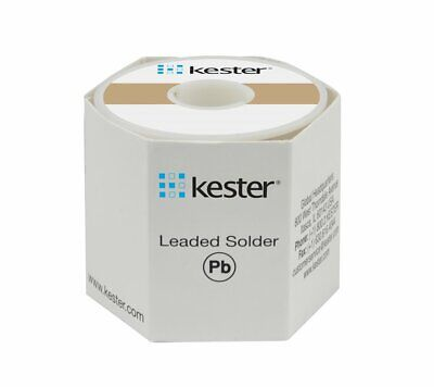 Kester 24-6337-8800 No-clean Wire Solder 6337 0.031dia.0.80mm 1 Lb Spool