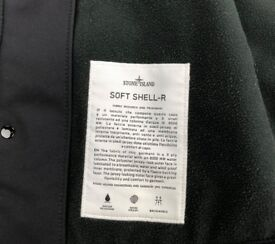 SOFT SHELL - R JACKET XLarge