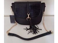 Brand New with Tags (Never Used) Black Shoulder Bag from LabelBe