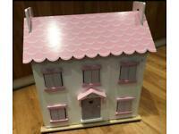 Let Toy Van wooden dolls house