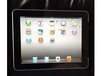 1st Generation IPad 64 gb - With case and charger - WIFI & 3G