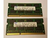 4 GB DDR3 SODIMM Laptop RAM Memory