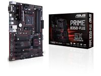 Asus Prime B350-PLUS AMD DDR4 Motherboard