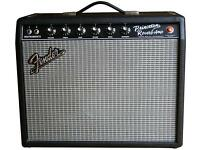 Fender princeton reissue