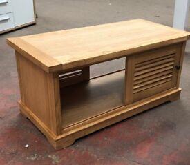 New Oak & Oak Veneer Coffee Table