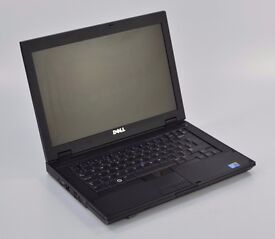 "WINDOWS 7 DELL LATITUDE E5400 - INTEL DUAL CORE 14"" LAPTOP - 4GB RAM - 160GB HDD"