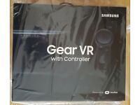 Samsung Gear VR with Controller, Brand NEW, Boxed