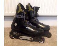 BAUER Misty Roller Blades/ Inline Skates - SIZE 7